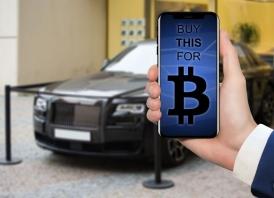 Bitcoin-Bentley